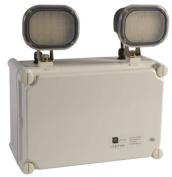 Red Arrow LF292LED - LED IP65 Emergency Twin Spot Light