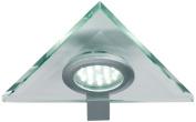 Endon LED Triangle Surface Light