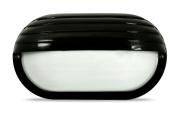 Polypropylene Bulkhead in Black