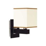 ALFA EWA WENGE Wall Light Lamp