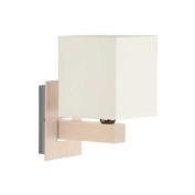 ALFA EWA White Wall Light Lamp