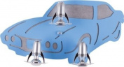 AUTO III blue Child Children Wall Light Lamp