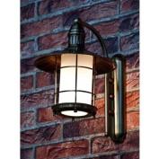 Orient Style Wall Light / Lantern / Indoor Lighting / Bronze 7991n