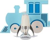 TRAIN LOCOMOTIVE I Child Children Wall Light Lamp