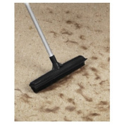 SupaHome Rubber Broom with Extending Handle