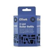 Elliott Lint Roller Refill 2pack EL3200206