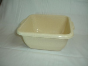 Plastic Rectangular Deep Storage Bowl Oatmeal For Home Commercial Kitchen Catering