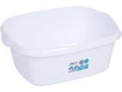 Whatmore Casa Rectangular Bowl Ice White 12524