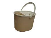 Oval Mop Bucket - Maize