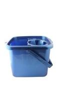 B-line 12l Quartz Blue Mop Bucket Quartz Blue