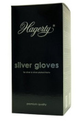 HAGERTY SILVER GLOVES Transverse flutes Flutes care & maintenance