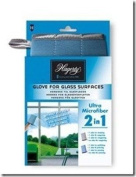 Hagerty Double Sided Ultra Microfibre Glass Cleaning Glove