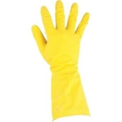 Household Glove - Yellow. Size L (8.5-9).