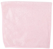 41cm x 41cm Pink Washable & Heavyweight Microtex Microfibre Cleaning Cloth. Ideal to use on all Household & Workplace Cleaning.
