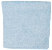 41cm x 41cm Blue Washable & Heavyweight Microtex Microfibre Cleaning Cloth. Ideal to use on all Household & Workplace Cleaning.