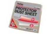 Prodec 24' x 3' Craftsman Protector Dust Sheet.
