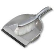 Harris Decorating Silver Dustpan & Brush Set
