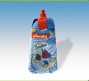 Vileda SuperMocio 3Action Mop Refill - 072213