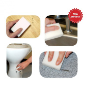 40 Magic Eraser Sponges - For Chemical Free Stain and Mark Removal. Cleaning Accessories Powered By TheChemicalHut