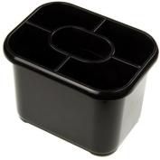 Addis Black Plastic Cutlery Drainer