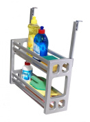 Ruco V641 Door-Mounted Cleaning Product Shelf