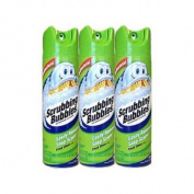 3 Pack Scrubbing Bubbles Bathroom Cleaner - 3/740ml