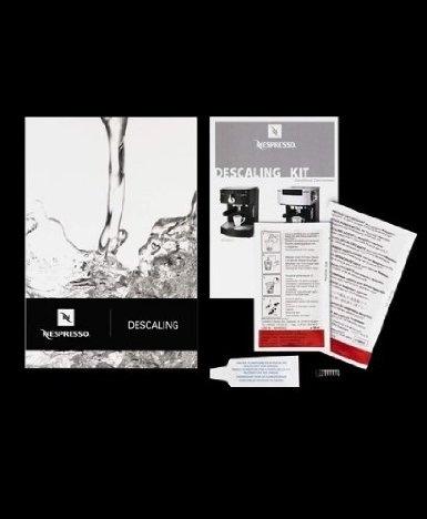 Nespresso Descaling Kit For Classic Range Machines Magimix Cla