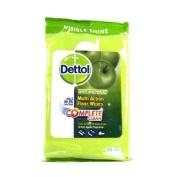 Dettol 4in1 Floor Wipes Green Apple 15s 250g