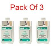 HG Quick Porcelain Cleaner 1 Litre (pack of 3) - 184100106 x 3