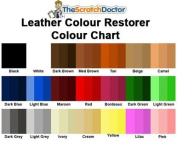 BORDEAUX Leather Colour Restorer for Faded and Worn Leather Sofa etc.