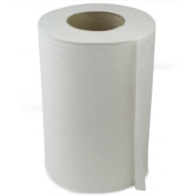 Mini Centre Feed Rolls White - Pack of 12 | Paper Towel, Hand Towel
