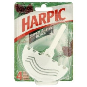 Harpic Super Active Block Mountain Pine 12 x 38g