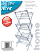 Proteam Clothes Airer, 3 Tier