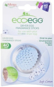Ecoegg Fragrance Stick Refills Soft Cotton Dryer Eggs