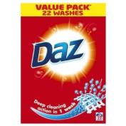 Daz Powder Regular 4 x 22 Washes