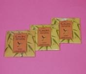 Colibri Yellow Squares - 3 Natural Wool Protector