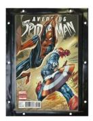 Comic Modular Wall Display Tiles for 12 Comics