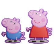 Peppa Pig Adhesive Mini Foam Wall Stickers Part 71