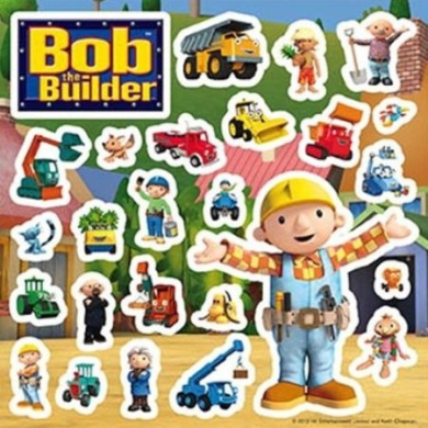 Bob The Builder Wall Stickers   Pack S1 Part 7
