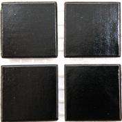 Vitreous Glass Mosaic Tiles 20mm Black