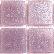 Vitreous Glass Mosaic Tiles 20mm Lavender