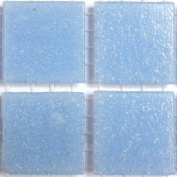 Vitreous Glass Mosaic Tiles 20mm Periwinkle