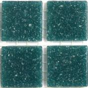 Vitreous Glass Mosaic Tiles 20mm Deep Sea