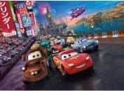 Disney Cars 2 - 4-401 - Photo Wallpaper - Race - 254 x 184cm - Wall Mural