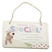 Boofle Wooden Hanging Plaque - Someone Very Special