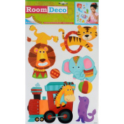 New Room Decor Removable Wall Stickers - Animals