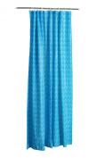 Blue Shower Curtain - 1605204