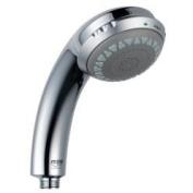 Mira Response Adjustable Showerhead Chrome