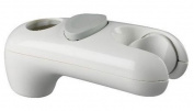 Mira 2.1605.127 White Logic Shower Holder, Shower and Bath