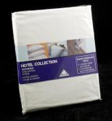 200 TC Egyptian Cotton Off White Single Bed Size Duvet Cover Set